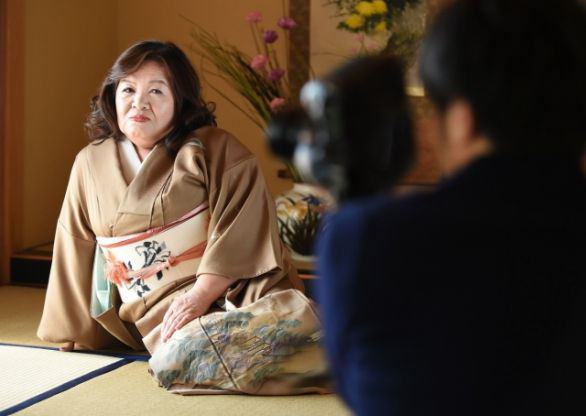 61jpnprn A Big Career Change For This 61 Year Old Japanese Woman That Goes From Knitting To Porn