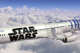 This Star Wars Plane Is Actually Going To Be Used By An Airline