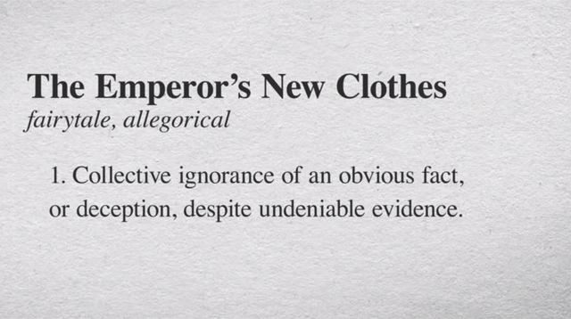 Emporers new cloths 640x358 Russell Brand Launches New Documentary Attacking Britains W*nkers
