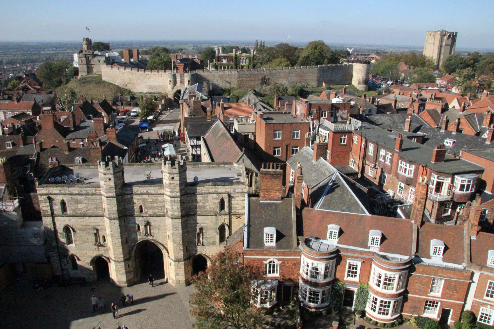 Lincoln Castle view The UKs First Ban On Legal Highs Kicks In Today