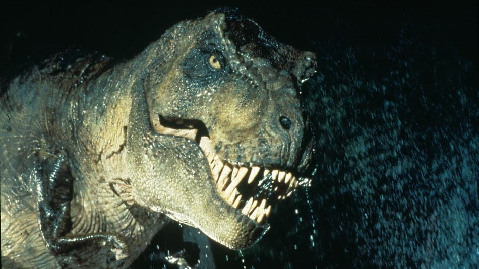 OG.T.Rex  The Original Jurassic Park T Rex Is Back For Jurassic World