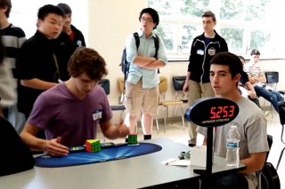 Lad Smashes World Record, Solves Rubik's Cube In 5.25 Seconds