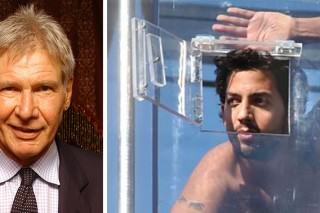 Watch Harrison Ford Tell David Blaine To 'Get The F**k Out Of My House' After A Magic Trick