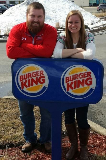 bk1 Burger King Offer To Pay For Wedding Of Mr Burger And Miss King