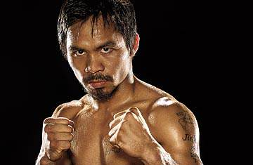 hgtfrde Muhammad Alis Daughter Says He Is #TeamPacquiao