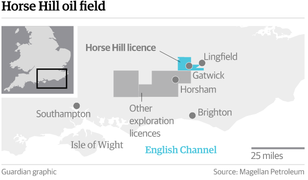 horse hill Why Britains Billion Pound Oil Discovery Should Be Overlooked