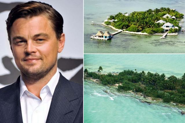 You Can Now Live On Leonardo DiCaprios Private Island And Save The World leo 640x426