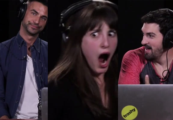 pornweb Couples Awkwardly Watch Hardcore Porn Together For The First Time