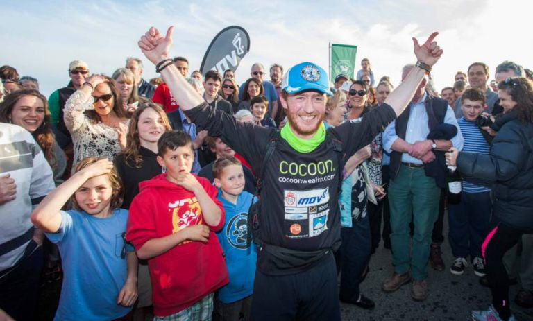 run2 British Man Runs 16,000 Miles Around World In Record Time