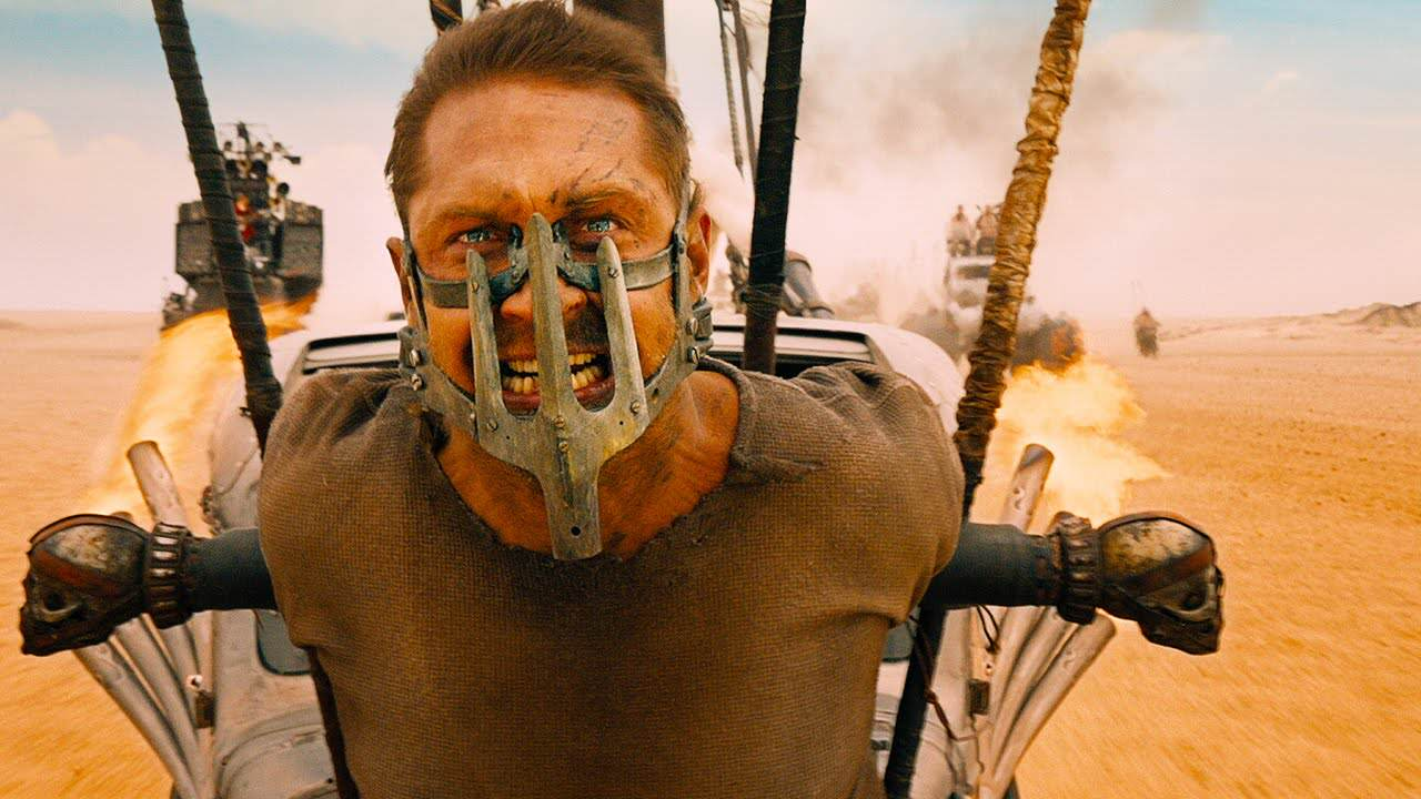 thew new mad max fury road trail The New Mad Max: Fury Road Trailer Looks Insane
