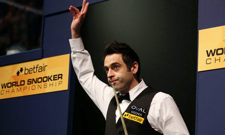 trhge Ronnie OSullivan Is Giving Away a £350K Apartment As A Prize In A £1.50 Raffle