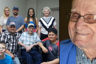 110-Year-Old Man Says Secret To Long Life Is Drinking Beer Every Day