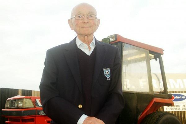 1135 Britains Oldest Football Groundsman Is Offering Life Savings To Save Beloved Club