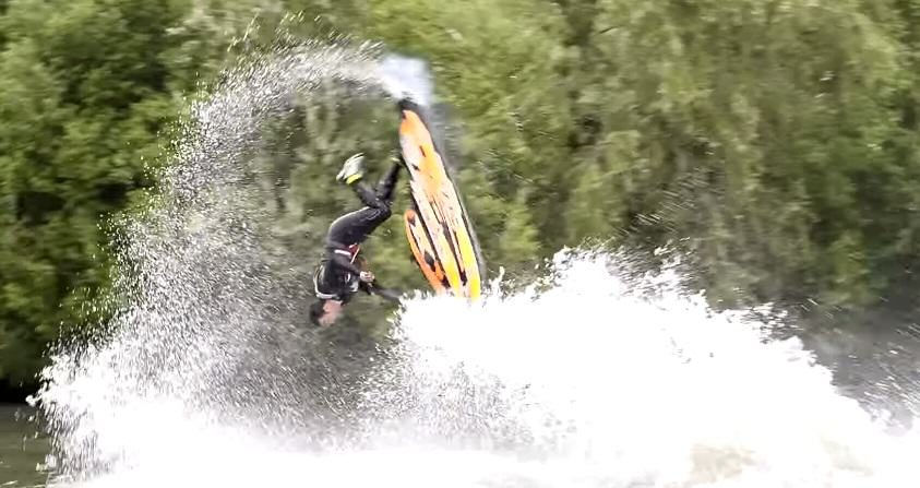 1165 These Tricks On A Jetski Are Insane