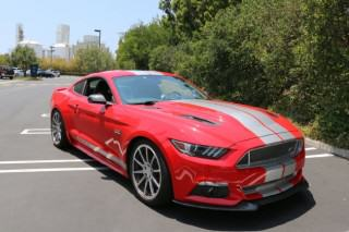The New 2015 Shelby GT Mustang Is A Beautiful Machine