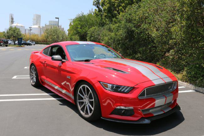 The New 2015 Shelby GT Mustang Is A Beautiful Machine 2015 shelby gt mustang 1 front three quarter