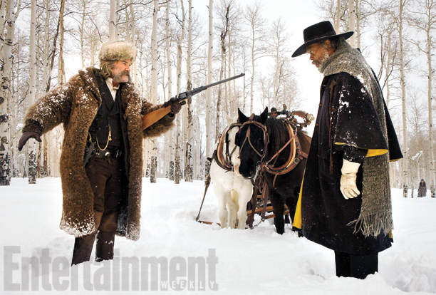 212 First Look Photos Of Tarantinos New Film The Hateful Eight Have Been Released