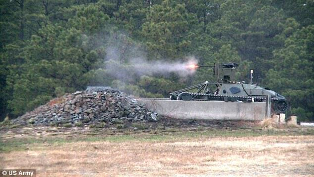 242 Ripsaw: The New Drone Tank Ready To Lead US Army Into Battle