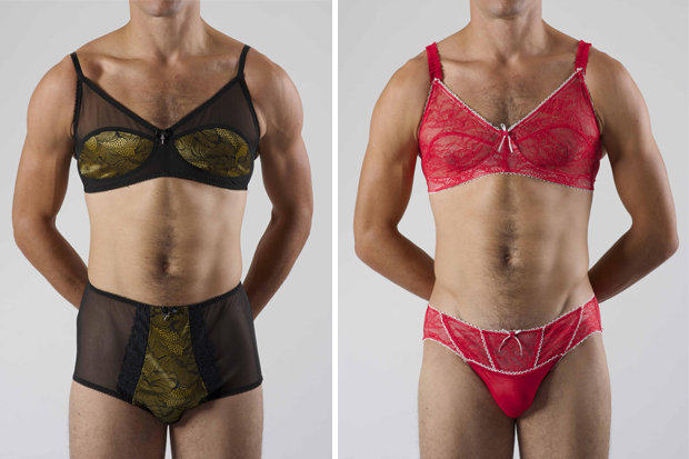 312 Sexy Lingerie For Men Is On Its Way   Would You Wear It?