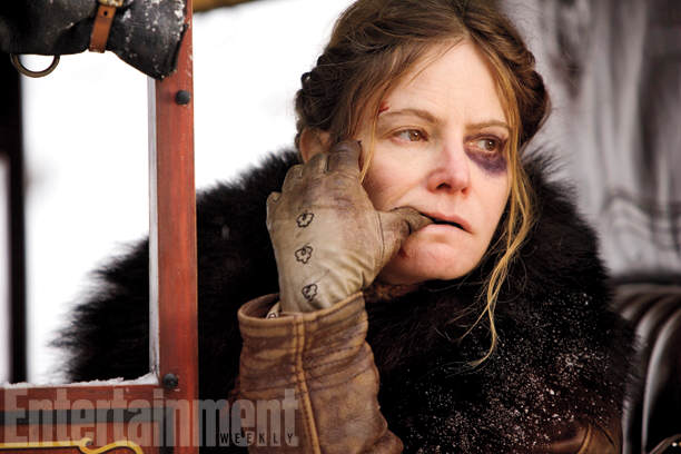 43 First Look Photos Of Tarantinos New Film The Hateful Eight Have Been Released