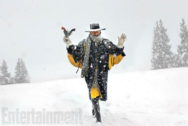 53 First Look Photos Of Tarantinos New Film The Hateful Eight Have Been Released