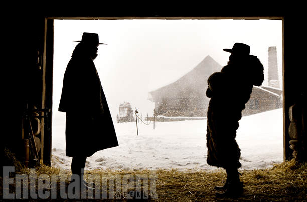 83 First Look Photos Of Tarantinos New Film The Hateful Eight Have Been Released