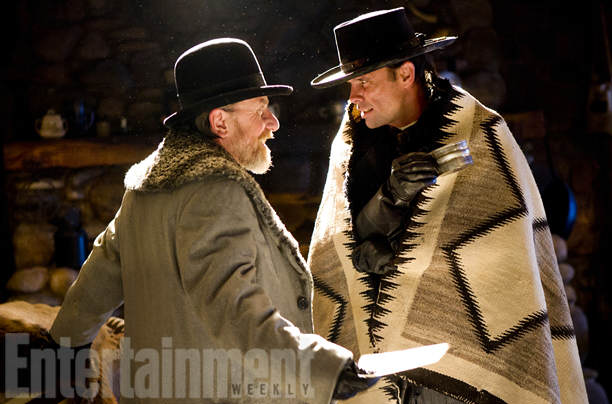 92 First Look Photos Of Tarantinos New Film The Hateful Eight Have Been Released