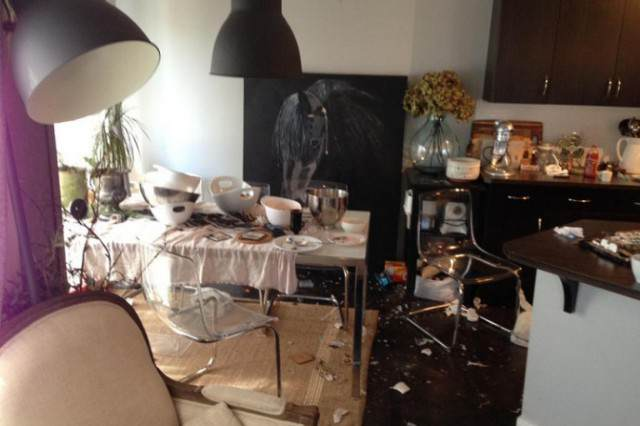 Calgary AirBnB 640x426 This Couple Rented Their Home Out On AirBnB, It Ended Badly