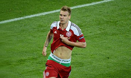 How Many People Will Die For Qatars Bloody World Cup? Danish forward Nicklas Be 008
