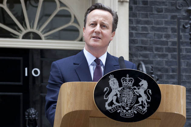 David Cameron What People Can Expect From A Conservative Government In The Next Five Years