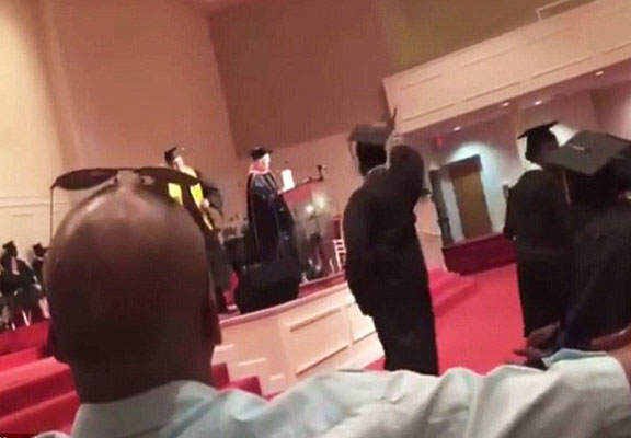 Georgia racism MAIN School Founder Shocks Students With Racist Remarks At Graduation Ceremony