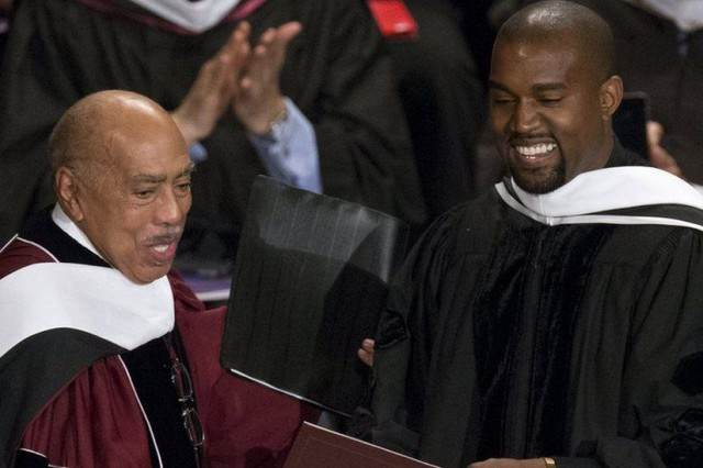 Kanye degree 640x426 Kanye West Officially Becomes Dr. Kanye West After Receiving Doctorate