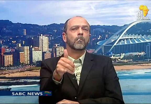 SA joint smoke WEB Man Lights Up A Joint Live On TV During Debate About Marijuana Legalisation