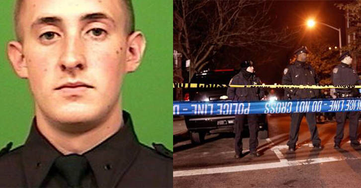 Queens Cop Fighting For His Life After Being Shot In The Head TN2