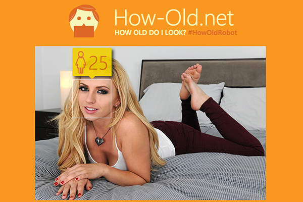 New App Can Guess Anyones Age, Even Porn Stars age