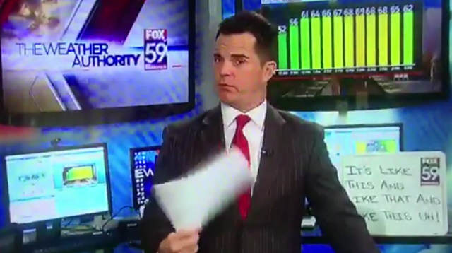 food fuck Newsreader Makes Massive Gaff After Dropping F Bomb Live On Air