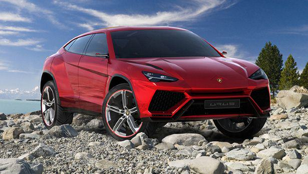 The Lamborghini SUV Is Coming And It Looks INSANE image 5