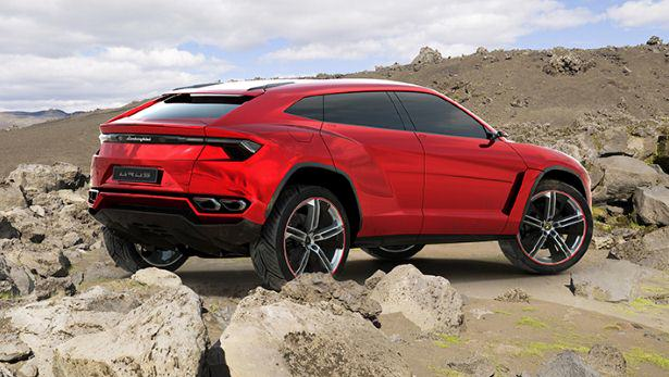 The Lamborghini SUV Is Coming And It Looks INSANE image 6