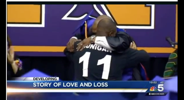 jackson Mum Accepts Diploma For Dead Son, Its Seriously Emotional Stuff