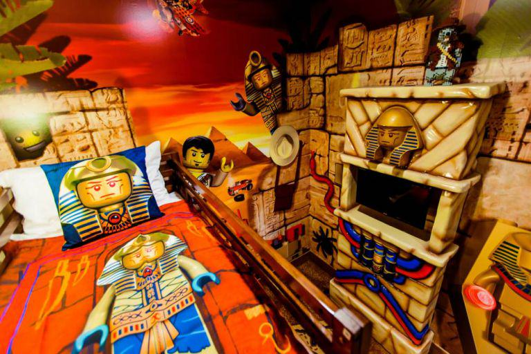 lego hotel 2 Worlds Biggest LEGO Hotel Opens In Florida, Looks AWESOME