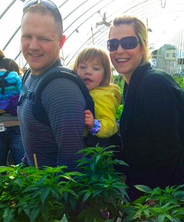 marijuana kid 1 Three Year Old Girl With Epilepsy Makes Dramatic Improvements By Using Marijuana
