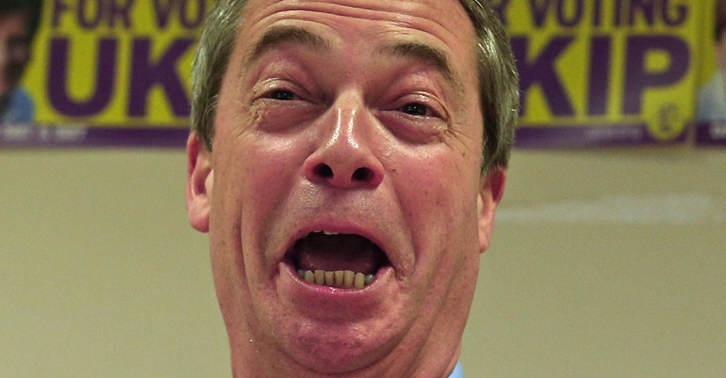 ng fb Nigel Farage Still Leader Of UKIP After Resignation Is Rejected