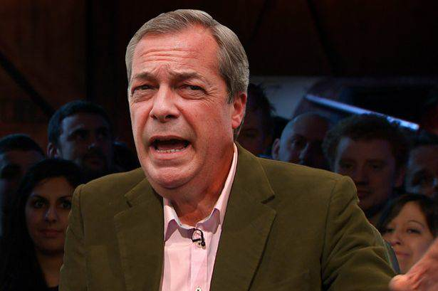 nigel Nigel Farage Now Tipped To Become Top Gear Presenter After Stepping Down As UKIP Leader