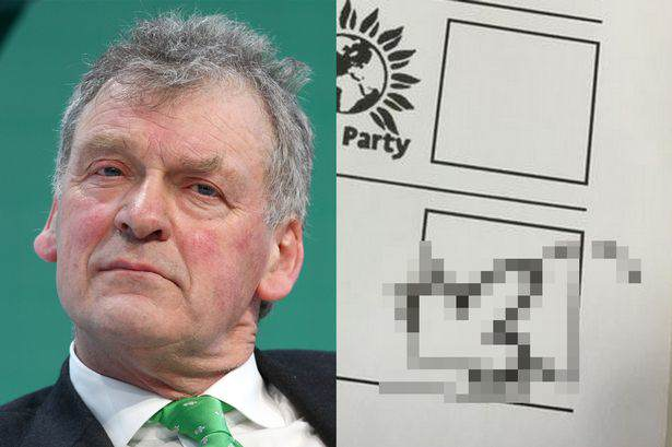 penis pic election Voter Draws A Penis On Their Ballot Paper And Accidentally Votes For The Tories
