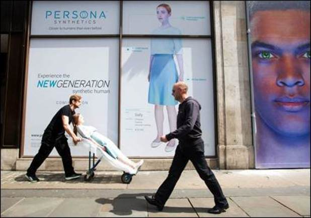 This TV Advert For Persona Synthetics Is Creeping Out Britain persona