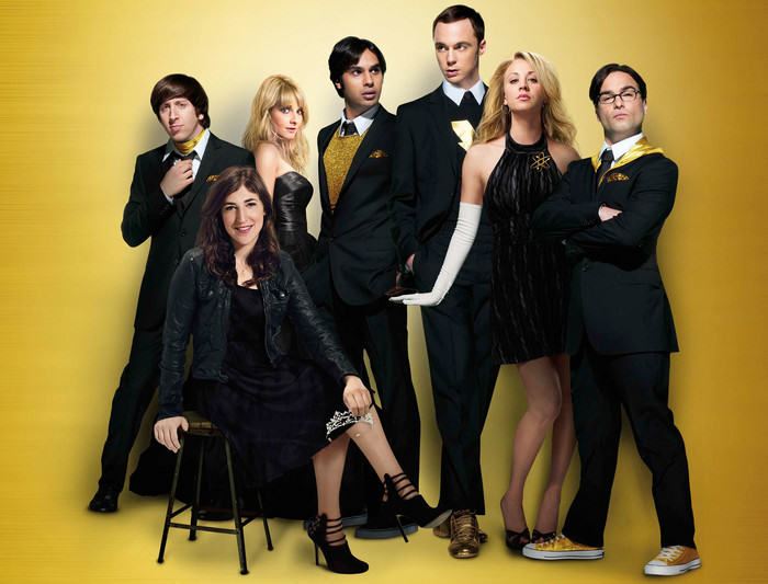 Stars Of The Big Bang Theory Are Funding A Scholarship For Science Students tbbt ucla 2