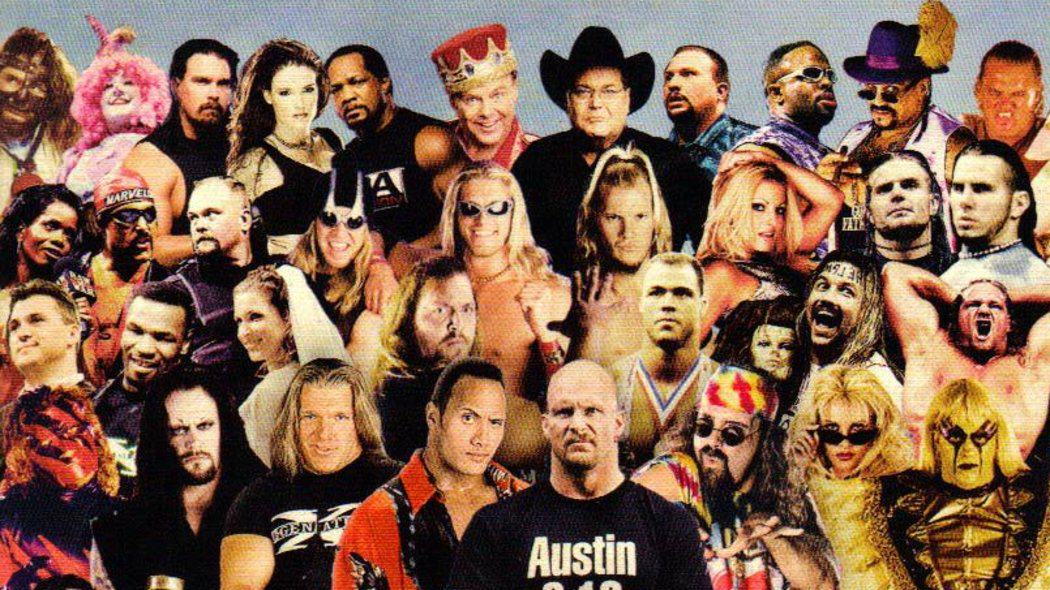 wwe the attitude era dvd cover jpg.0 cinema 1050.0 Steve Austin Was Almost Given The Worst Name In Wrestling History