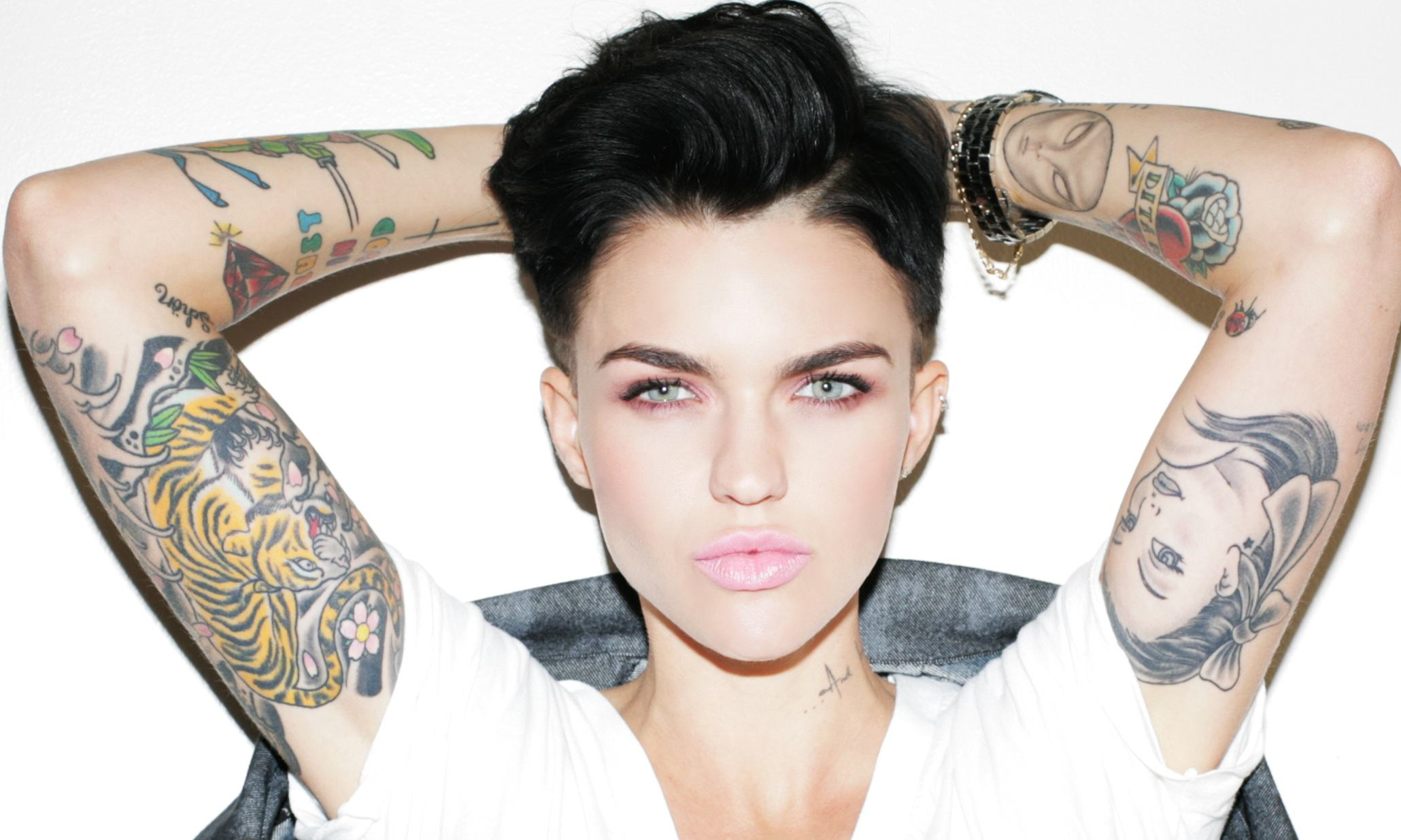 Hairstyles Ruby Rose : Ruby Rose Isn?t The ONLY Hot Woman With Short Hair