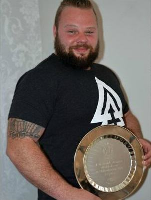 1154 This British Lad Is The Worlds Strongest Disabled Man