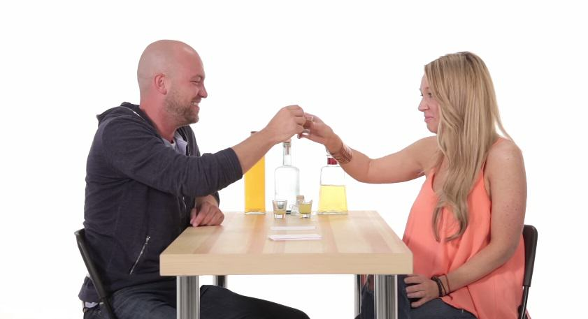 119 Exes Playing Truth Or Drink Is As Awkward To Watch As You Might Think